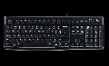 Teclado USB Logitech K120 Preto