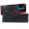 Teclado USB GX Gaming KB-G255 Led Luminoso Azul